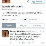 Athletes Need To Be Careful About What They Post On Social Media
